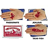 [アカウントリメンツ]Accoutrements Fortune Telling Cellophane Fish Pack of 1 na [並行輸入品]