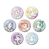 キラッとプリ☆チャン トレーディング Ani-Art 缶バッジ BOX商品 1BOX=7個入り、全7種類