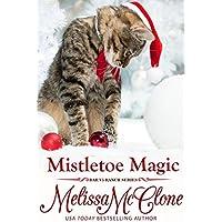 Mistletoe Magic (Bar V5 Ranch Book 2) (English Edition)