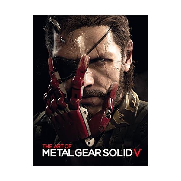The Art of Metal Gear So...の商品画像