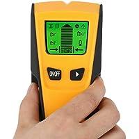 下地探し 壁うら探し 下地センサー 壁検出器 金属/AC電源/木材探知 自動オフ機能 LCD 電池残量表示 バックライト…