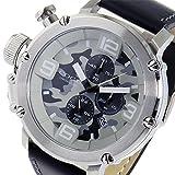コグ COGU クオーツ クロノ メンズ 腕時計 C61-CGY グレーカモフラ 腕時計 低価格帯ウォッチ [並行輸入品]