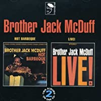 Hot Barbeque/Live (at the Front Room) by Jack Mcduff (1993-04-26)