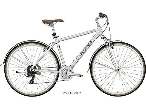 LOUIS GARNEAU(ルイガノ) クロスバイク TR1 MATT LG SILVER 520mm