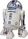 リズム時計 RHYTHM STAR WARS ( スターウォーズ ) R2-D2 音声・アクション 目覚し キャラクター 時計 白 8ZDA21BZ03