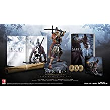 Sekiro Shadows Die Twice Collector's Edition (PS4) - Imported from England.