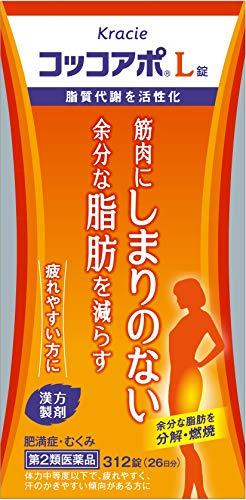 【第2類医薬品】コッコアポL錠 312錠