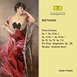 BEETHOVEN: PIANO SONATAS & VARIATIONS