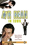 Mr Bean in Town CD Pack (Book & CD) (Pearson English Graded Readers)