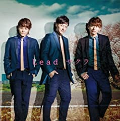 Just do it♪LeadのCDジャケット