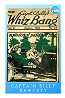Captain Billy's Whiz Bang - August 1921: Explosion of Pedigreed Bunk