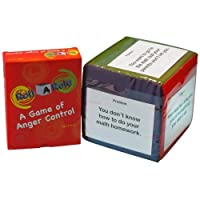 Roll A Role: An Anger-Management Game Cubes & Cards