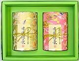 有機緑茶 吉四六の里 詰め合わせ (100g×2) T-007