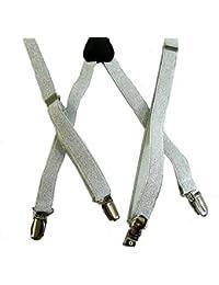 Hold-Up Suspender Co. ACCESSORY メンズ US サイズ: One Size カラー: シルバー