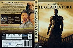 Amazon.co.jp | Il gladiatore (2 DVD collector's edition) [(2 DVD collector's edition)] DVD・ブルーレイ -