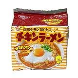 日清 チキンラーメン 5食パック