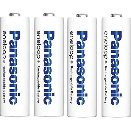 パナソニック eneloop 単3形充電池 4本パック スタ...