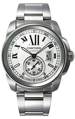 (カルティエ) CARTIER 腕時計 カリブル ドゥ カルテ...