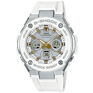 [カシオ]CASIO 腕時計 G-SHOCK ジーショック Gスチール 電波ソーラー GST-W300-7AJF メンズ