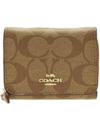 [コーチ] COACH 財布 折財布 三つ折り レザー ミニ コンパクト アウトレット f41302 [並行輸入品]
