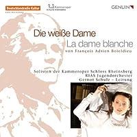Die Weisse Dame by FRANCOIS ADRIEN BOIELDIEU (2010-07-27)