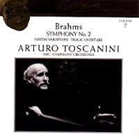 Brahms: Symphony 2 / Haydn Variations / Tragic Overture