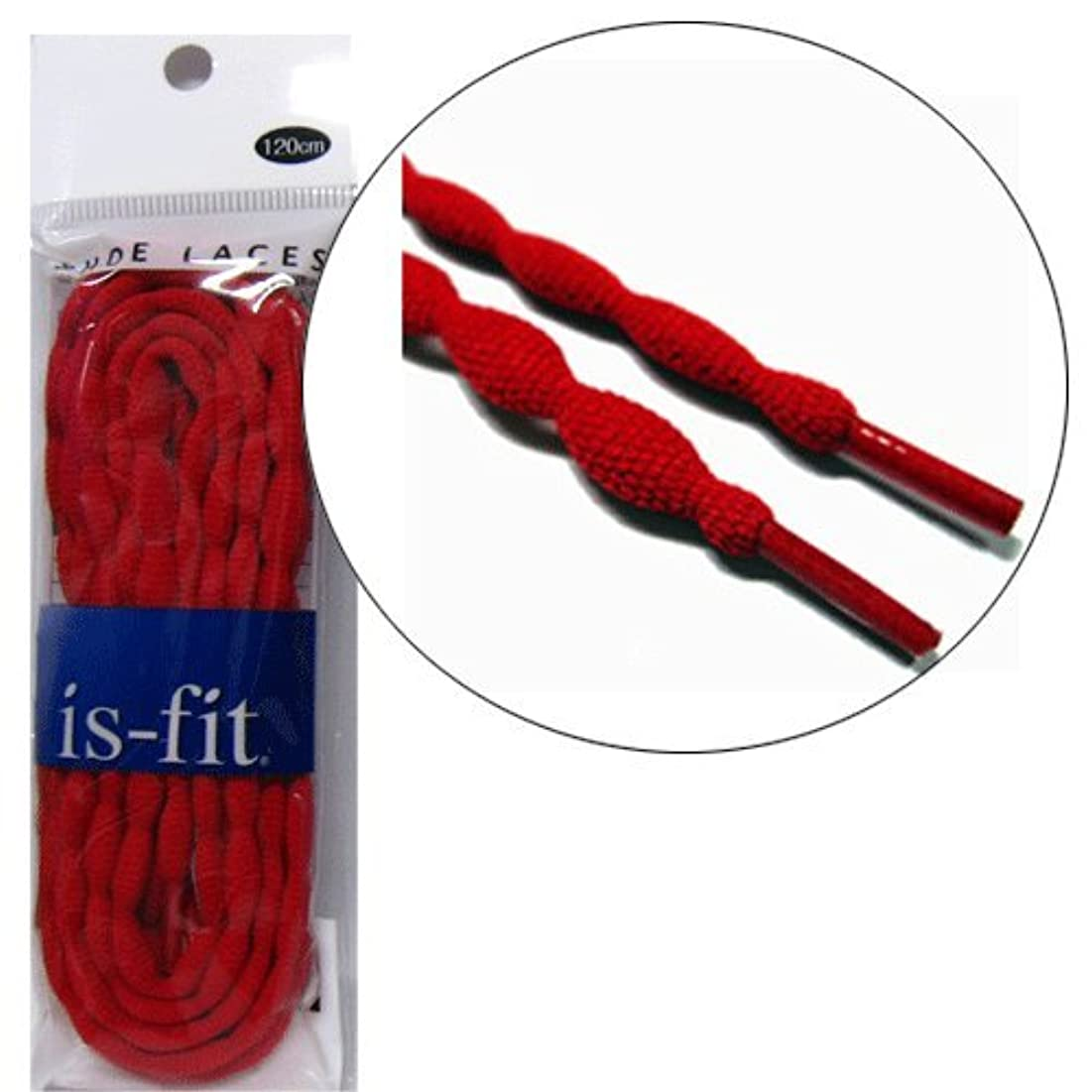 単語襟精算is-fit NT-3 ノッティ  レッド  120cm