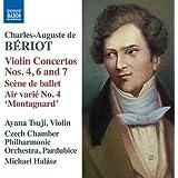 シャルル・オーギュスト・ド・ベリオ:ヴァイオリン協奏曲集