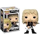 Funko Pop! Rocks: Metallica - James Hetfield Collectible Figure