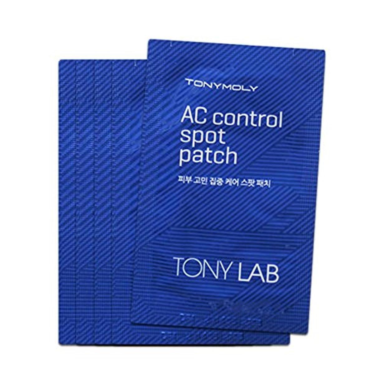 人物影響力のある克服するトニーモリー トニーラップACコントロールスポットパッチ(8806358511647)