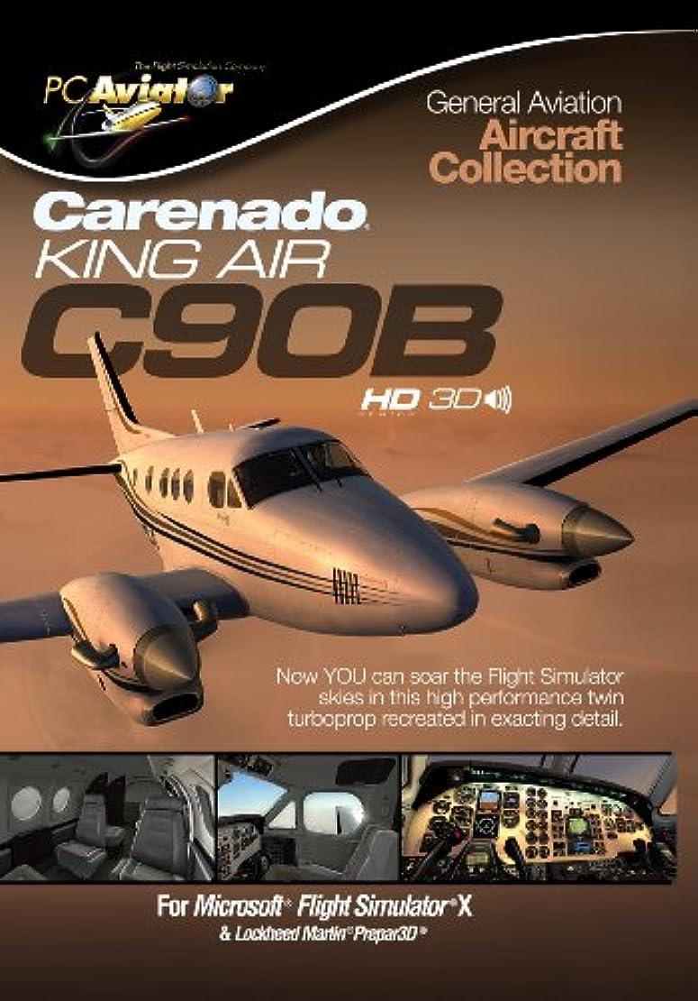 相対サイズマークされたずっとCarenado C90B King Air(輸入版)