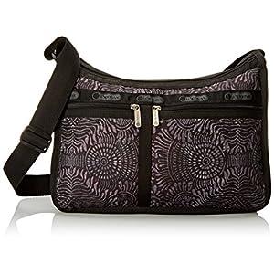 [レスポートサック] LeSportsac ショルダーバッグ(Deluxe Everyday Bag)【並行輸入品】 7507 D609 (Bali Charcoal print)