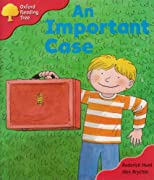 Oxford Reading Tree: Stage 4: More Stories C: An Important Case