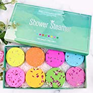 Shower Steamers Bath Bombs Aromatherapy Shower Bombs with Essential Oils for Relaxation, Stress Relief Set of