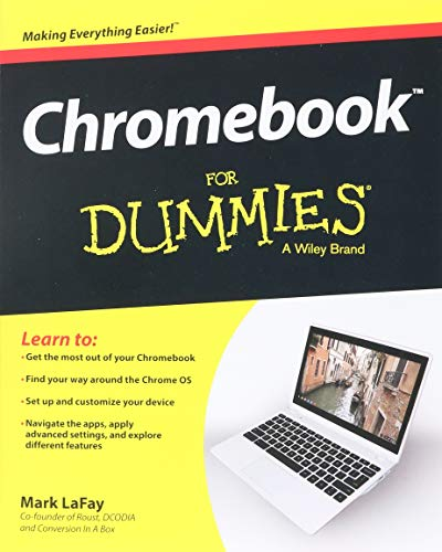 Download Chromebook For Dummies (For Dummies Series) 1118951263