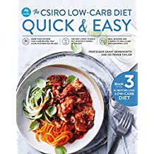 The CSIRO Low-Carb Diet Quick & Easy