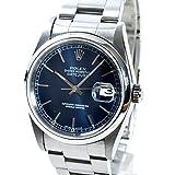 [ロレックス]ROLEX 腕時計 オイスターパーペチュアルデイトジャスト 16200 D番台(2005年) 中古[1275981] 付属:付属品なし