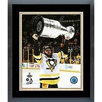 ニック?Bonino Pittsburgh Penguins 2017 Stanley Cup Trophyフォト(サイズ: 22.5