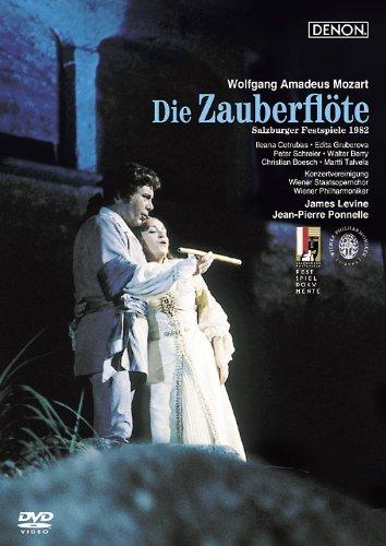 モーツァルト:歌劇≪魔笛≫ザルツブルク音楽祭1982年 [DVD]