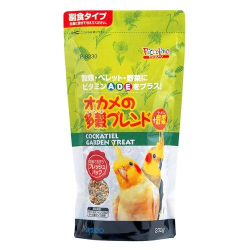 スドー オカメの多穀ブレンド+野菜 230g