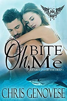 Oh, Bite Me: Paranormal Dating Agency (Guardians of the Deep) by [Genovese, Chris]