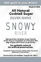 Snowy RiverカクテルSugar -1lb シルバー
