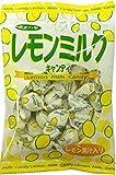 アメハマ製菓 レモンミルク 85g ×12袋