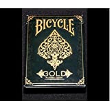 BICYCLE (バイスクル) GOLD DECK (ゴールド デック) by US Playing Card Company