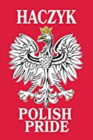 Haczyk Polish Pride: Lined Journal
