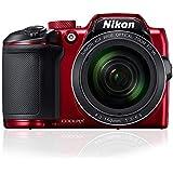 Nikon COOLPIX B500 Digital Camera Red (VNA953AA) (Australian warranty)