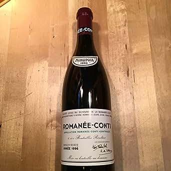 ドメーヌ・ド・ラ・ロマネコンティ [DRC] ロマネ・コンティ[1996] 赤 [750ml]