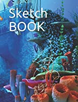 Sketch Book : Notebook for Drawing, Writing, Painting, Sketching or Doodling, 120 Pages, 8.5x11