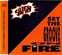 Set the groove on fire [Single-CD]