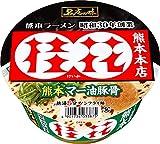 桂花 熊本マー油豚骨